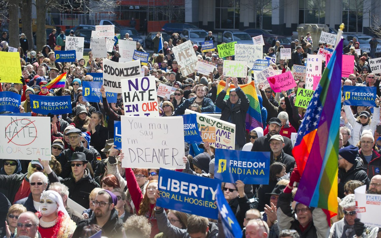 Indiana's Religious Freedom Restoration Act Matters,  No Matter Your Sexual Orientation