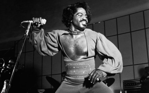 Sample the Top 10 James Brown Clips of All Time [VIDEO]