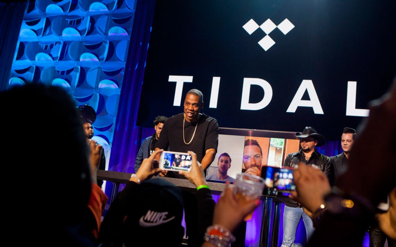 Jay Z Launches Tidal Music Streaming Service