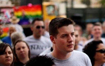 The Pentagon to Recognize Gay Troops