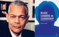 Julian Bond black leaders on leadership book