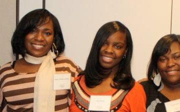 Kelley Williams-Bolar and daughters