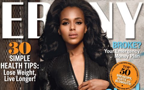 Kerry Washington: Woman on Top