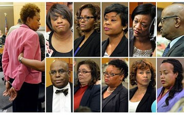 Cheating Case In Atlanta : A cheating scandal rocked atlanta s schools ten years later