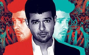 'Blurred Lines' Lawsuit: Marvin Gaye Family Now Claims Robin Thicke Stole Two Songs