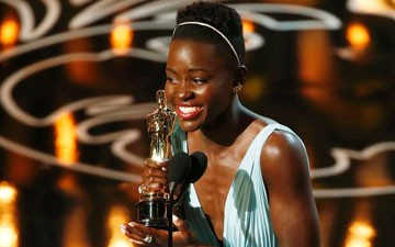 Oscars 2014: Lupita Nyong'o gives emotional acceptance speech