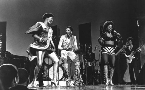 Rise of the Funky Divas