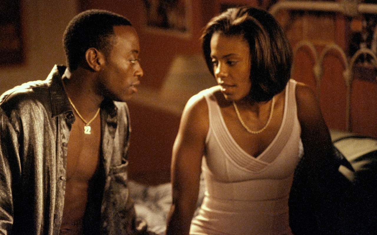 Image result for Love & Basketball movie