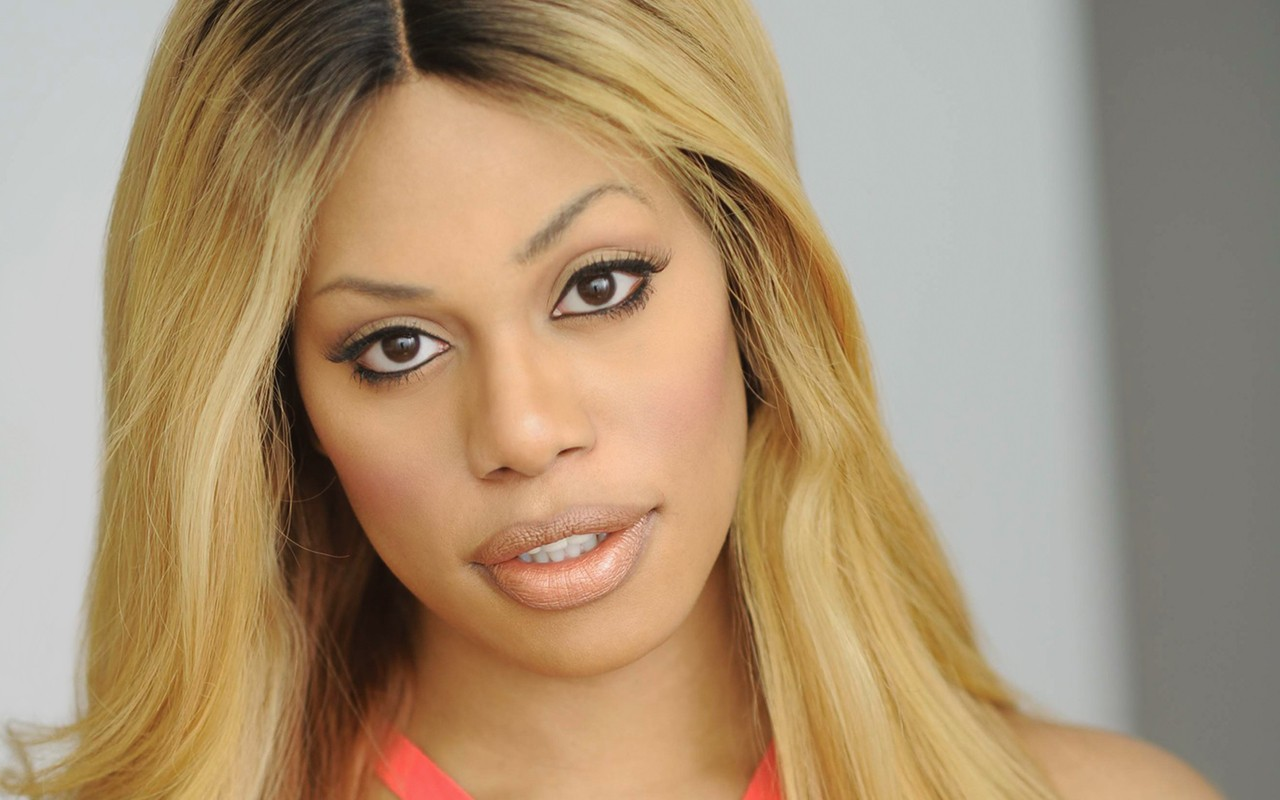Redefining Womanhood laverne cox