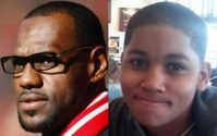 So Why Hasn't LeBron James Had Much to Say About Tamir Rice?