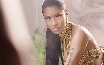 Nicki Minaj Debuts Twerk-Filled 'Anaconda' Video