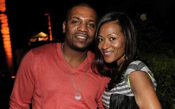 Mekhi Phifer Marries Reshelet Barnes