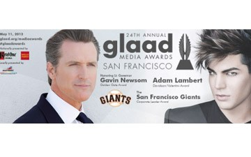 Frank Ocean, Any Day Now, Kevin Keller Among GLAAD Media Award Recipients in San Francisco