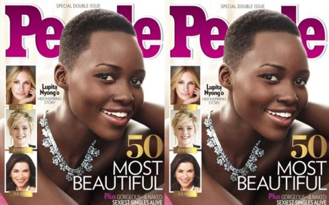 Lupita Named World's Most Beautiful Person!