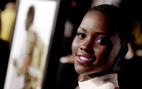 '12 Years' Breakout Star Lupita Nyong'o Shines [INTERVIEW]