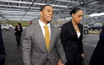 Video of Ray Rice punch released