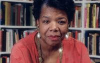 """Maya Angelou: """"A Person Should Be Able to Be a Painter, a Plumber and a Poet"""" [VIDEO]"""