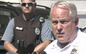 Ferguson Police Chief Reportedly to Resign