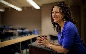 """OPINION: A Black Woman's """"Life of the Mind"""" is Her Own: Melissa Harris Perry"""