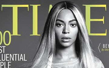 Beyonce lands 'TIME 100' cover: 2014 list includes Robert Redford, Jason Collins