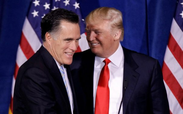​BIRTHER OF A NATION: Will Romney Ever Address Trump's Race-Baiting?