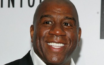 THE MAGIC NUMBER: Magic Johnson's Group Buys Dodgers for $2Billion