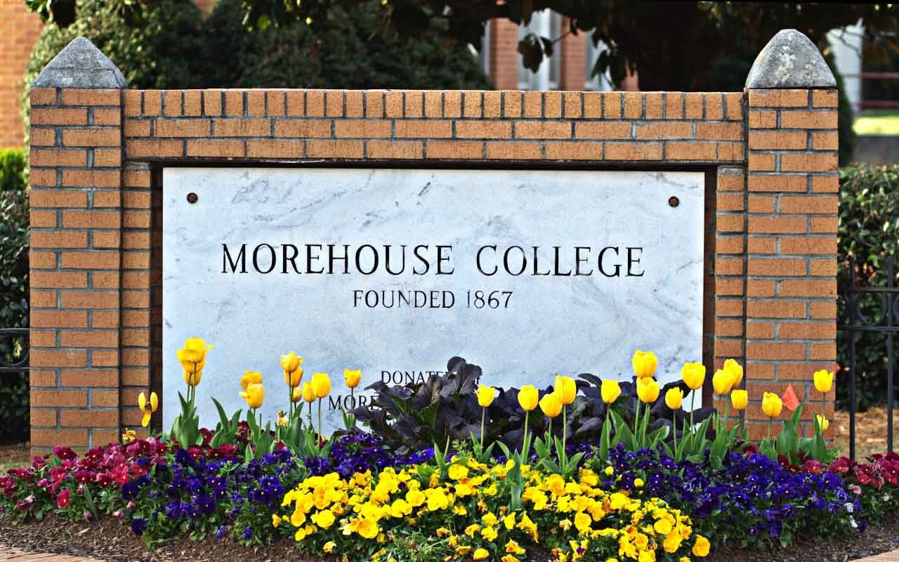 Image result for Morehouse college sign
