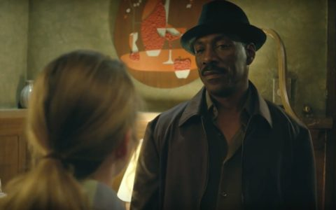 """Wait, What? Critics Charge that Eddie Murphy is Playing a """"Magic Negro"""" in Mr. Church"""