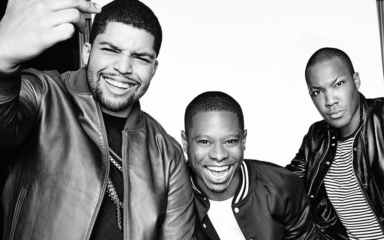 Straight Outta Compton Stars Speak Out Interview Ebony