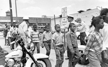 Birmingham, Alabama in 1963