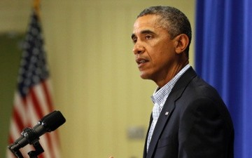 President Obama Says 'No Excuse' for Excessive Force by Police in Ferguson