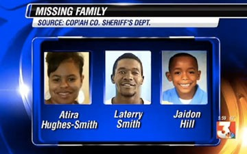 3 bodies found in Miss. believed to be family