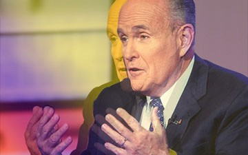 Rudy Giuliani is right that Obama isn't like his predecessors.