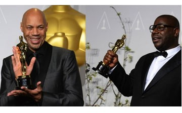Steve McQueen and John Ridley Fought Over Screenplay Credit