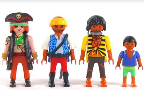 Did a Toy Company Go Too Far in Depicting a 'Black' Character?