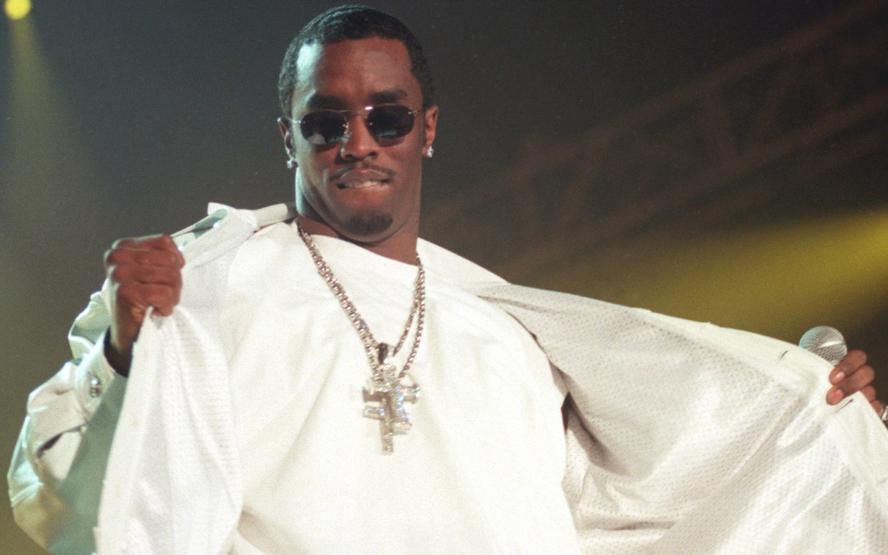 Sean Puff Daddy Combs