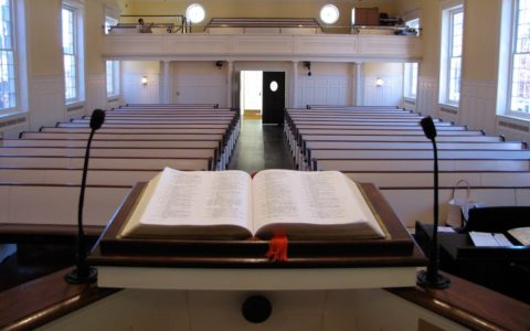 Hate in the Pulpit