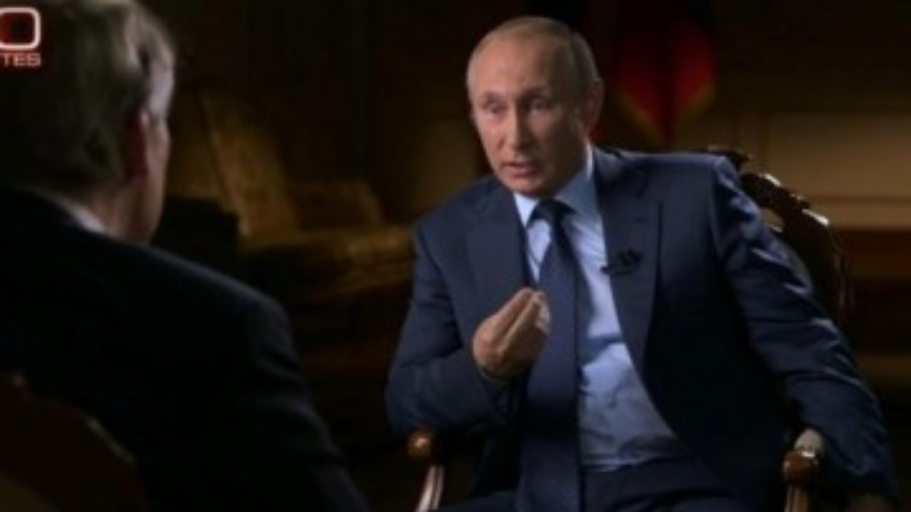 In Rare 60 Minutes Interview Vladimir Putin Mentions Ferguson Police Brutality Ebony