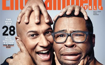 This week's cover: Key and Peele guest-edit EW's comedy issue