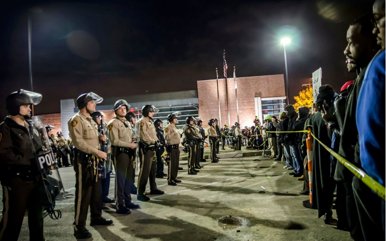 After Ferguson, PEN Calls for New Police Guidelines on Media Freedom