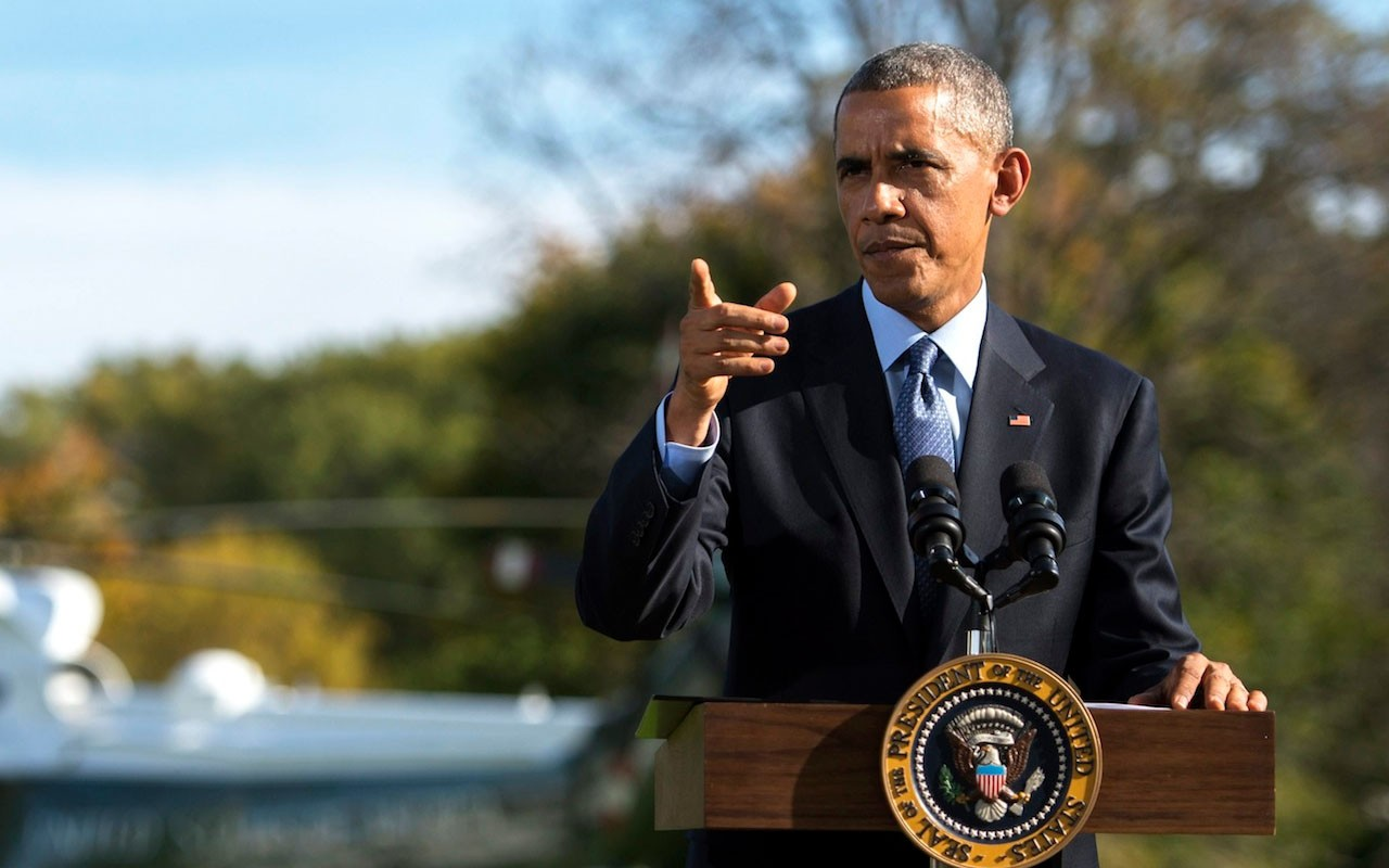Obama assails Ebola quarantines, saying they are based on fear, not facts