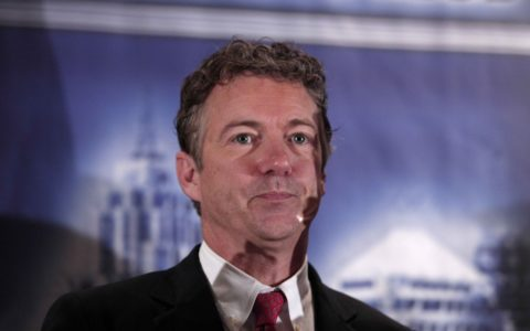 Rand Paul, Race Crusader (?!?)