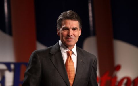 Rick Perry Reaches Out to the Blacks