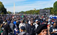 Farrakhan Remembers the Day a Million Men Stood Up