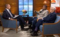 Tracy Morgan cries in first interview since crash