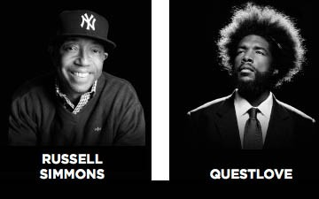 Russell Simmons vs. Questlove