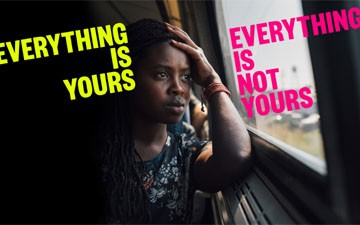 Everything is yours, everything is not yours