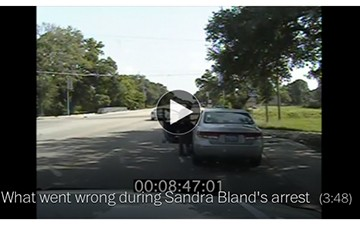 Attorney General Lynch: Sandra Bland's death highlights black Americans' concerns about police