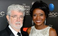 George Lucas and Mellody Hobson welcome baby girl