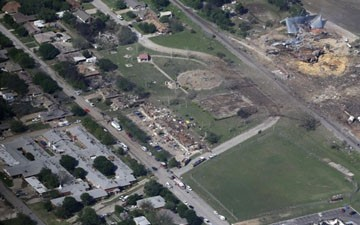 Official toll in Texas fertilizer plant explosion still murky, but residents know who is gone